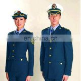Wool/Polyester Material and Make-to-Order Supply Type WORSTED WOOL FABRIC FOR MILITGARY GARMENT