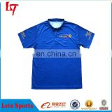 Classical full sublimation printing lacrosse polo t shirts and shorts/ blue box lacrosse uniform design your own