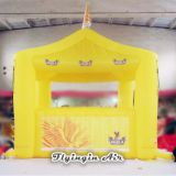Outdoor Advertising Inflatable Trade Show Tent for Event