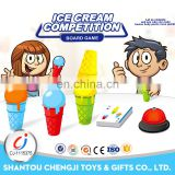 Hot sale funny games kids educational ice cream shop toy