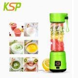 Mini Electric Portable Juicer Blender