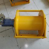 single rope 3 ton hydraulic winch