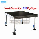Cheap outdoor aluminum  curved portable stage platform for wedding