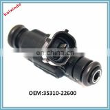 FUEL INJECTOR 35310-22600 FOR HYUNDAI ACCENT 1.6L