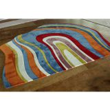 Novelty Lollipop Color Area Rug and Carpet For Kids Room