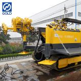 Crawler Mounted Drilling Rig Multipurpose Drilling Rigs 0-90 Degree Rotation