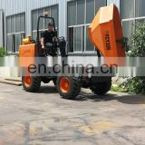 5.0ton construction transport machine concrete dumper FCY50R with CE