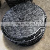 D400 600mm cast iron drainage manhole covers