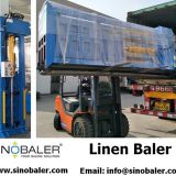 Linen Baler Machine