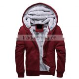 Fleece winter Hoodies sportswaer 2016 Best-selling Uniform Thickening Of Men's Sportswear