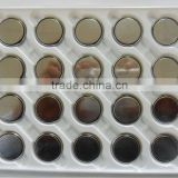 hot sale Cr2016/Cr2025/Cr2032 button cells batteries 3v Lithium with good price