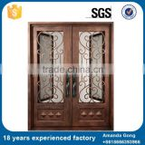 100% Leading Metal Front Doors For Homes With Glass