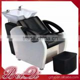 Beiqi New 2016 Appealing Salon Hair Wash Unit Shampoo Chair Beauty Salon Backwash Bowl Shampoo Barber Chair for Sale