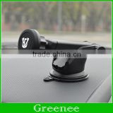 Universal Stick On Dashboard Magnetic Car Mount Holder for Cell Phones and Mini Tablets