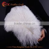 cheap 18-20inch white artificial ostrich feathers for sale