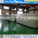 polyurethane foam sandwich panels/lowes cheap wall paneling/prefabricated EPS sanswich wall panels