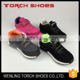 School Boy Wholesale Children Sports Shoe Footwear For Kid China Factory