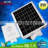 Led All In One Solar Street Light (New Idea, Promotion Gift, Factory Quality) Cheap Solar Lights 8W