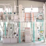 Fully automatic 30TPD maize grits grinding machine/maize flour mill plant/maize milling line