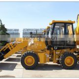 Chinese manufacture small garden tractor loader backhoe                                                                         Quality Choice