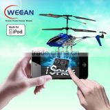 2015 new edition I737 helicopter controlled by iPhone and Android devices via bluetooth