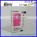 ODM/OEM Waterproof Mobile Cell Phone Case Packaging/Retail Plastic Packaging Box For IPhone Case