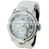 China wholesale quartz stainless steel back bright color watch