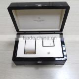 Luxury piano lacquered Gift&Craft Industrial Use and watch gift box Use wood watch gift box