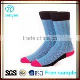 OEM healthy comfortable bamboo fiber socks men