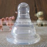 Baby Food Products Medical Grade Liquid Silicone Rubber Baby Bottle Nipple