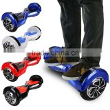Hot Ancheer 8 Inch 2 wheels electric smart bluetooth scooter self balancing LG battery UK plug AM002736