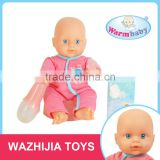 Online shop most popular pee and drinking full body silicone baby dolls for sale 2016