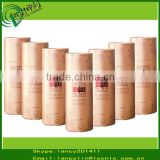 Cosmetic Packaging Tubes, Loose Powder Round Paper Container in hot stamping                                                                         Quality Choice