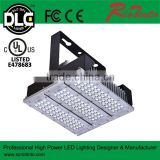 FCC CE ROHS UL listed top sale high power light 150W led wall pack reflector with philips chip 5 years warranty