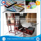 Triangle and squares tailor chalk making machine