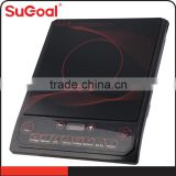 Portable Electric Induction Cooker with gas stove