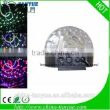 beauty led effect dj light transparent crystal ball light
