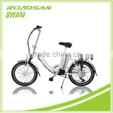 En14764 Foldable Hub Motor E Bike