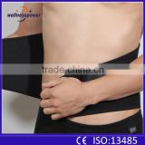 2016 High Quality Double Pull Elastic Back Support Waist Belt for Player Brace