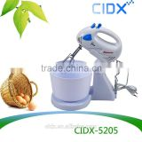 Bowl-lift electric hand mixers with dough hook(CIDX-5205)