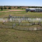 Sheep/cattle/buffalo galvanized corral panels fence/farm gates