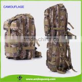 600D Waterproof Camo army Sport Outdoor Military backpack, Tactical Trekking Military Sport Backpack