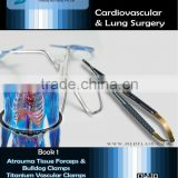 Cardiovascular Surgical Instruments, micro Surgery instruments, instrumentos de microcirugia, Mikrochirurgie Instrumente