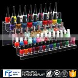 Hot sale beauty supply used shop shelf products acrylic display cosmetic store shelf for cosmetics
