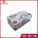 Professional Tin Can Manufacturer,Chocolate Tin Box,tin box metal                                                                                                         Supplier's Choice