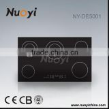 national A grade black crystal plate environmental friendly multifuction induction cooker
