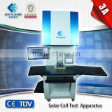 3A AM1.5 100mw/cm2 GTC-5A GTC-B desktop solar simulator with 200*200mm/0.1w-5w effective test range
