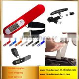 50kg Stainless Steel Digital travel luggage Scale for travel,shopping,luggage,family use