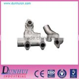Customized OEM Aluminum Carbon Steel Stainless Alloys Air Intake Manifold Auto Die Casting Parts