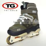Professional speed aggressive inline roller skates for men